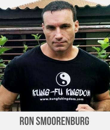 RON SMOORENBURG - Kung Fu Kingdom
