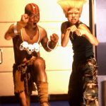 Street Fighter is memorably recreated