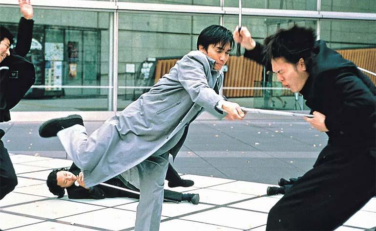 Tokyo Raiders 2000 Kung Fu Kingdom 770x472
