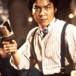 Yuen Biao plays Inspector Hong Tin Tzu