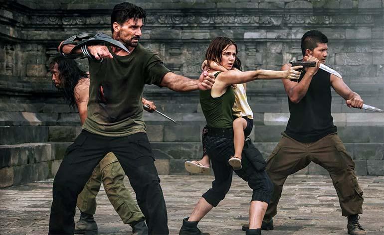 Beyond Skyline sequel in the works! -Kung Fu Kingdom