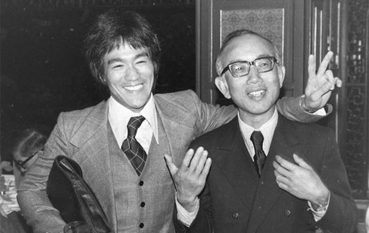 Chow helped launch Bruce Lee's stratospheric career