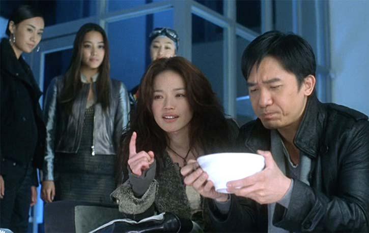 J.J. offers Lin a truce