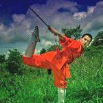 Sidney does Shaolin Jianshu