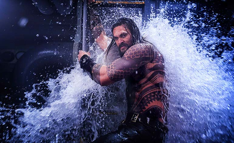 AQUAMAN Action Special Kung Fu Kingdom 770x472