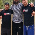 Jon hangs with Jason Momoa and Yoko Hamamura