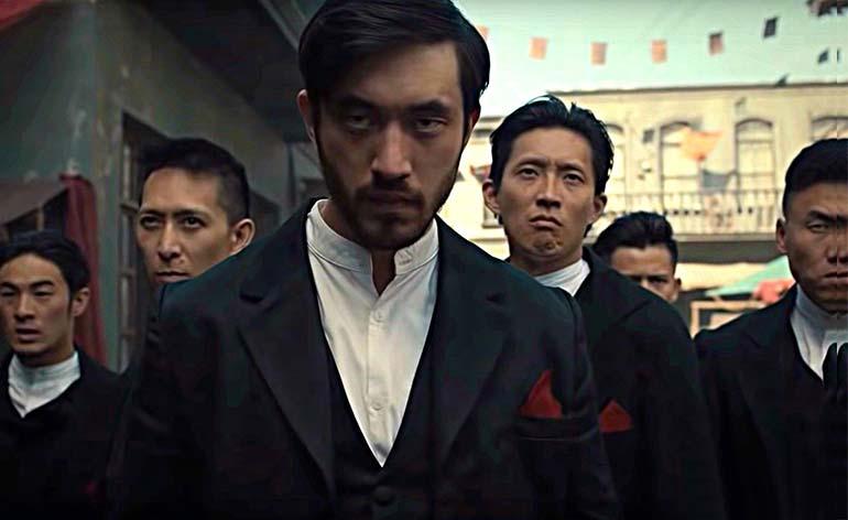 """Latest Teaser for Bruce Lee's """"Warrior"""" Online Kung Fu Kingdom 770x472"""