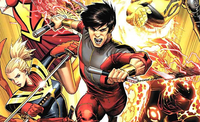 Marvel Announces Shang Chi Movie Kung Fu Kingdom 770x472