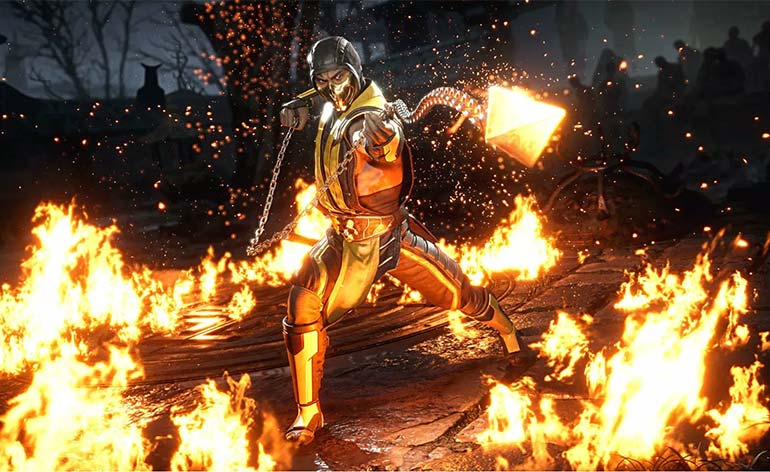 Mortal Kombat 11 Trailer Officially Released Kung Fu Kingdom 770x472