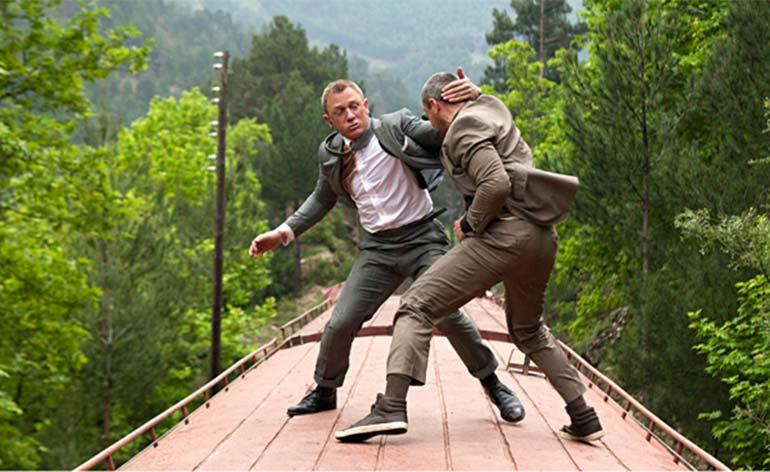 Top 10 James Bond Fight Scenes Kung Fu Kingdom 770x472