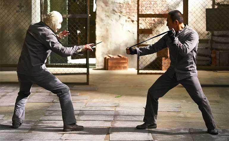 Trailer and Fight Clips for Korean Revenger! -Kung Fu Kingdom