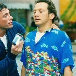 JCVD and Rob Schneider in Knock Off
