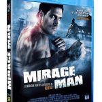 Mirageman Blu ray box