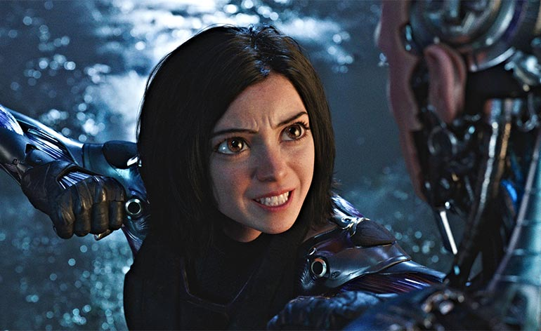 Alita - Battle Angel (2019) -Kung Fu Kingdom