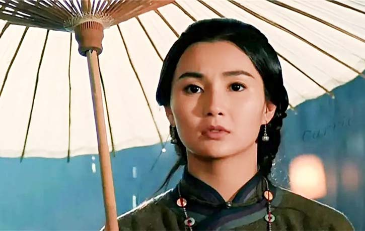 Maggie Cheung stars as Pak Siu wan