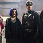 Robin Raven Starfire and Beast Boy unite to form the Titans