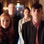 The sinister Nuclear Family is on the hunt down for the Titans