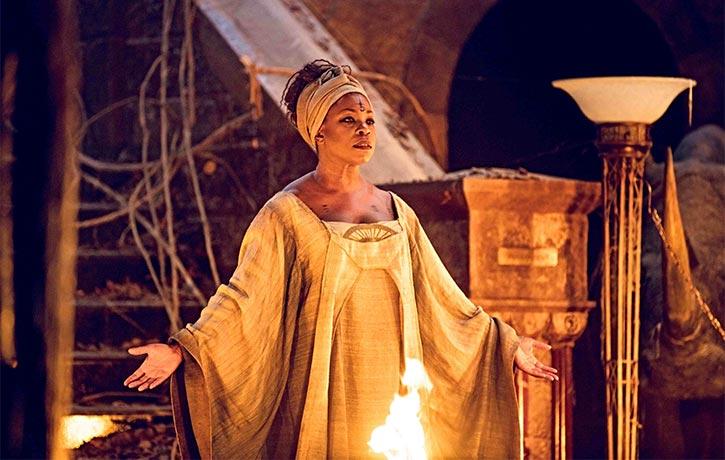 Cressida is Pilgrims loyal high priestess