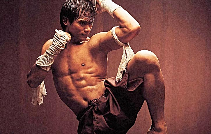Tony Jaa raised the bar for action in 2003s Ong Bak