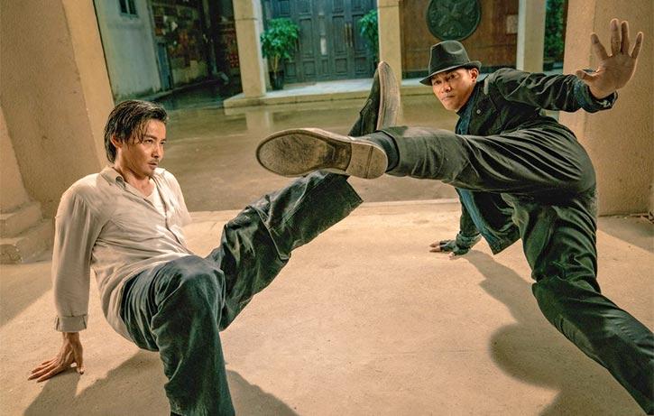 Cheung deflects Sadis unorthodox assault