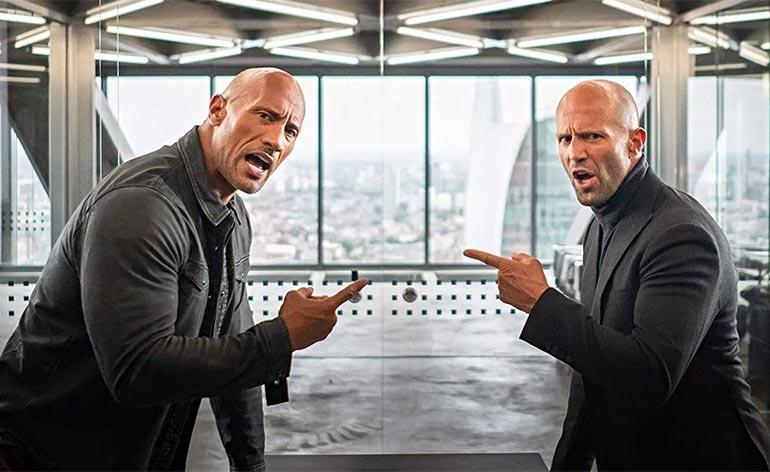 Hobbs and Shaw — Trailer No.2 -Kung Fu Kingdom