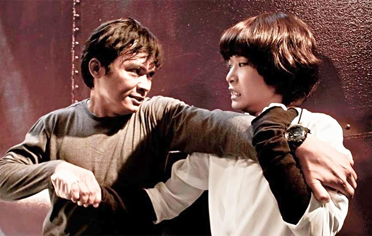 Jeeja faces off with Tony Jaa in 2013s Tom Yum Goong 2