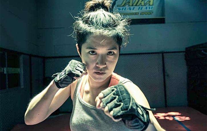 Jeeja poised to fight