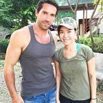 Jeeja worked with Scott Adkins on 2016s Hard Target 2