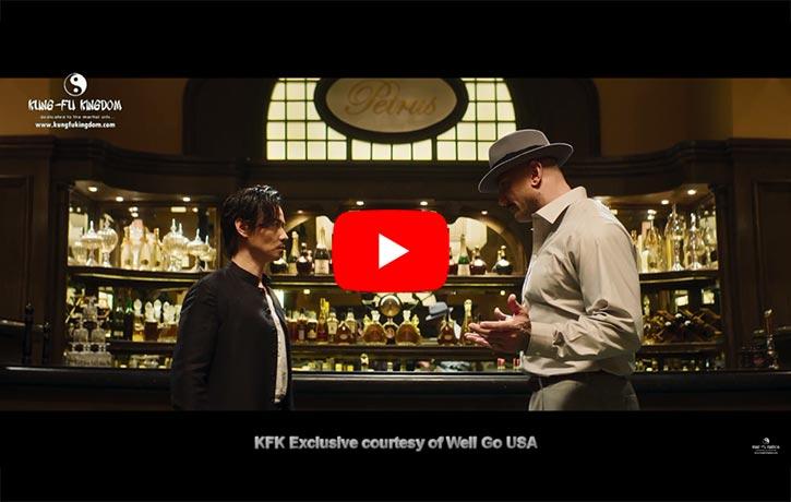 KFK EXCLUSIVE! Master Z: The Ip Man Legacy - Dave Bautista vs Max Zhang!