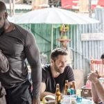 Michael Jai White and Iko Uwais characters get up close and personal in Triple Threat