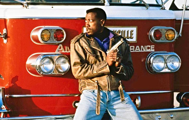 Passenger 57 is a quick but thoroughly entertaining action fix