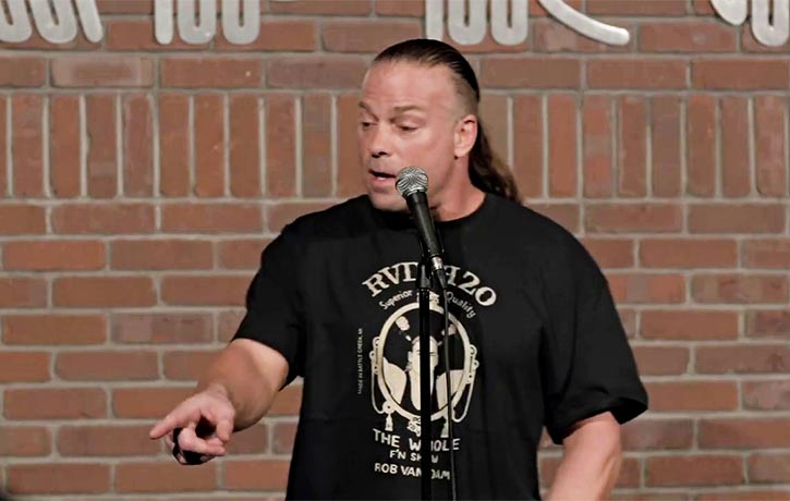 RVD takes to the stage