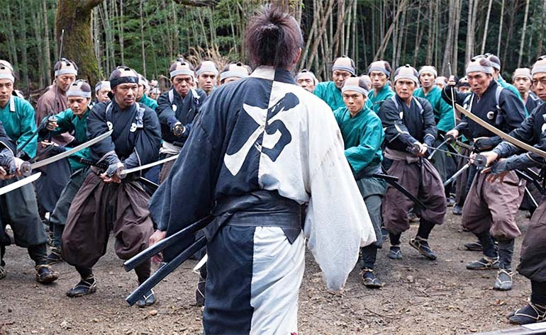 Blade of the Immortal (2017) -Kung Fu Kingdom