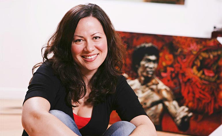 Interview with Shannon Lee Kung Fu Kingdom 770x472