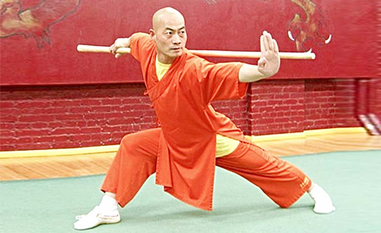 Interview with Shifu Shi Yan Ming -Kung Fu Kingdom