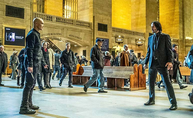 John Wick Chapter 3 Parabellum 2019 Kung Fu Kingdom 770x472