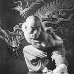 Shifu Yan Ming is incredibly flexible