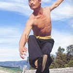Shifu Yan Ming trains at his alma mater the legendary Shaolin Temple