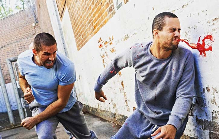The fight sequences in Avengement get savage