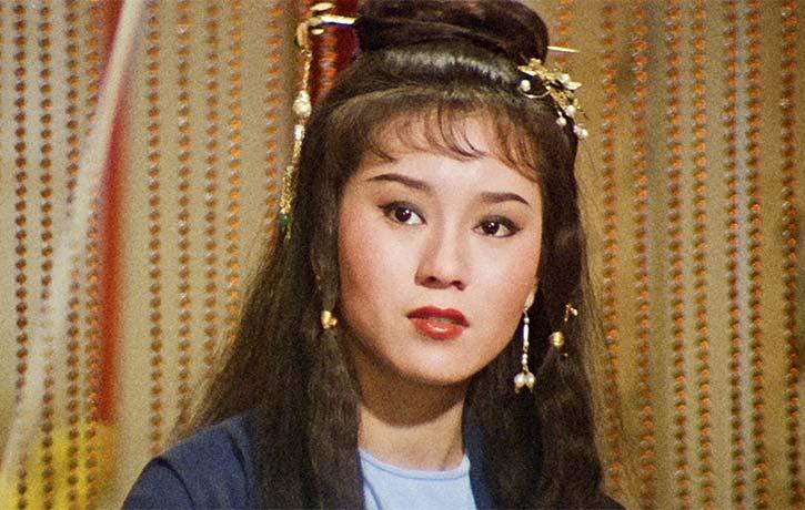 Bonnie Ngai Chau Wah stars as Sau Sau