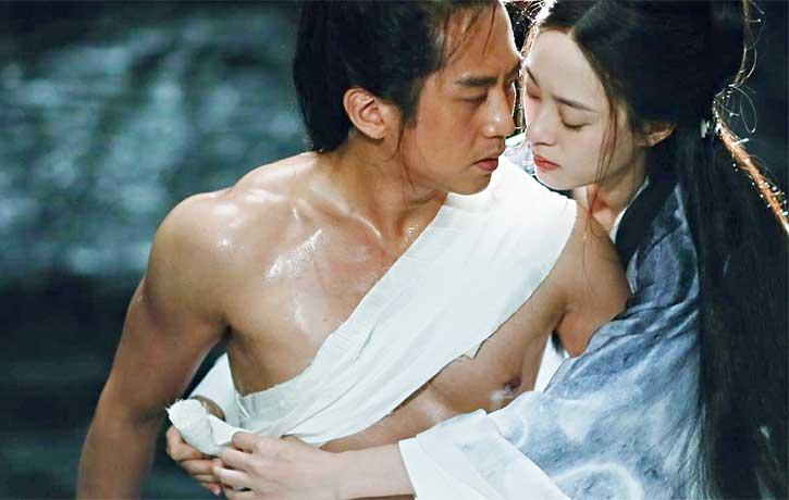 Betty Sun Li and Deng Chao star