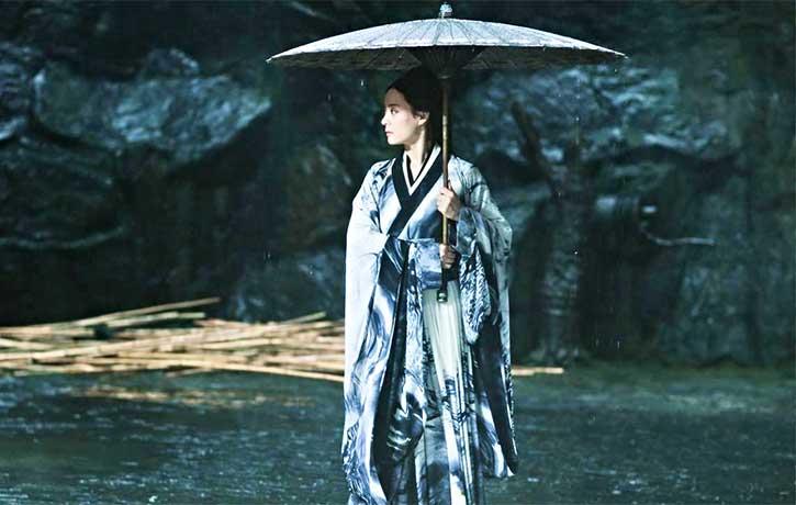 Betty Sun Li plays Xiao Ai, wife of Ziyu
