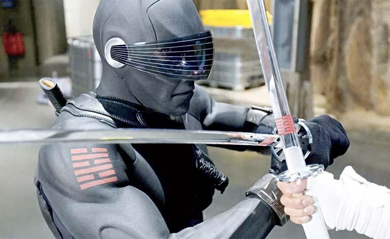 G.I. Joe spin off Snake Eyes begins production this fall Kung Fu Kingdom 770x472