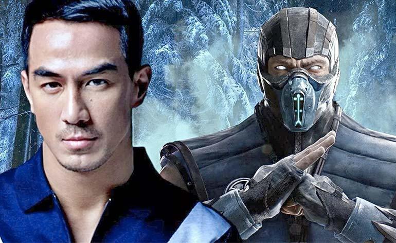 Mortal Kombat Joe Taslim boards reboot as Sub Zero Kung Fu Kingdom 770x472