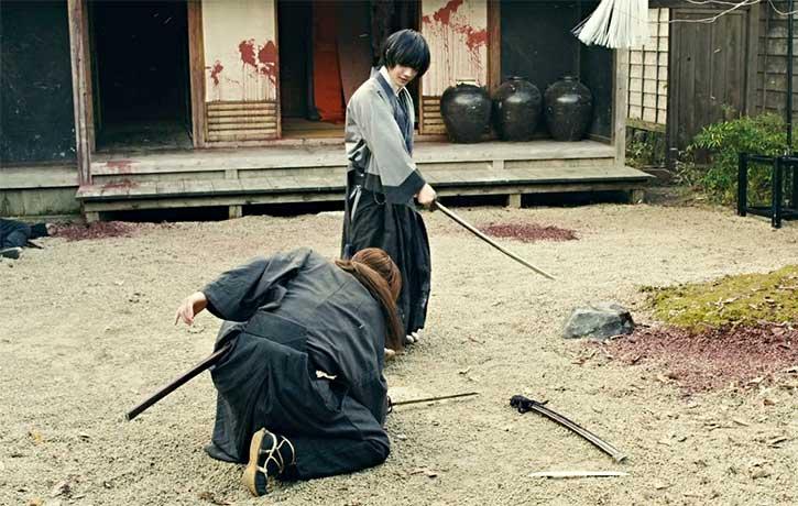 Samurai lessons