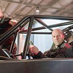 Hobbs and Shaw put the pedal to the metal