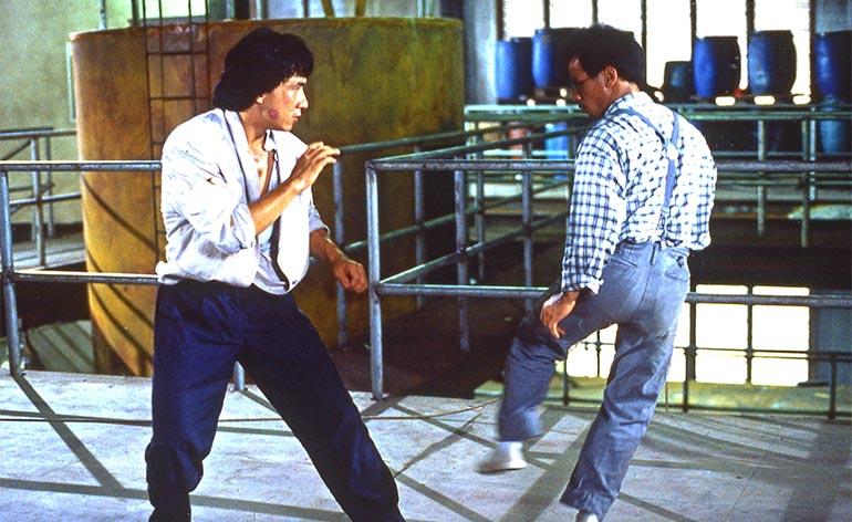AMAZING 2ND CHANCE TO WIN -Police Story 1 & 2 - Blu-ray Box Set -Kung Fu Kingdom