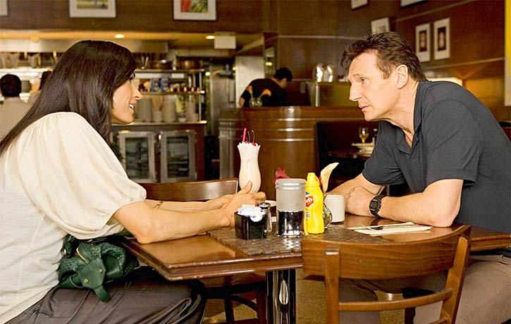 Famke Janssen stars as Bryans ex wife Lenore St. John