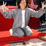 Jackie Chan is the only Chinese actor to have a Hollywood star and handprint at Manns Chinese Theatre