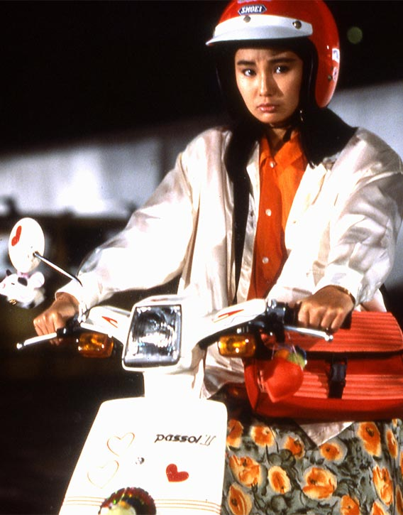 Maggie Cheung as May